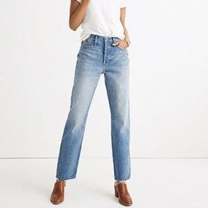 Madewell 90's Dad Jean